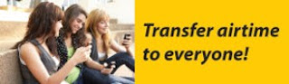 ussd codes  to Transfer  MTN Credits airtime