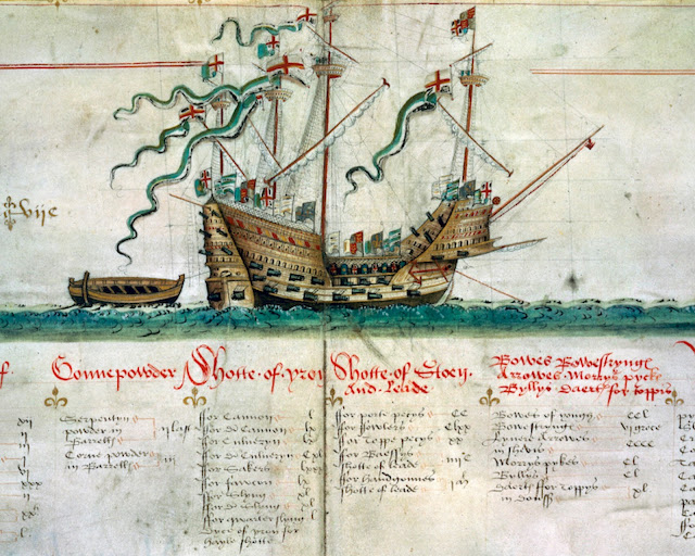 Human remains from Tudor warship Mary Rose reveal multinational crew