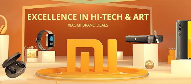 Promoção Xiaomi com preços muito atractivos