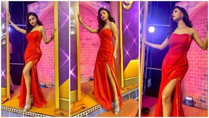 Sheetal Patra Has Nailed The Hot Red Dress by Zaheeda Ahmed