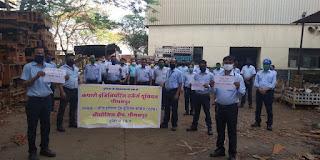 मजदूर विरोधी श्रम कानूनों के संशोधन का विरोध