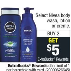 Nivea Mens Body Wash