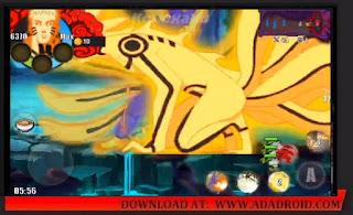 Naruto Senki Bo Ren Biography V1.70 Apk