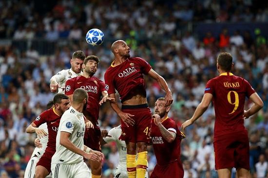 AS Roma sát nhập từ 3 CLB Fortitudo, Alba và Roman.