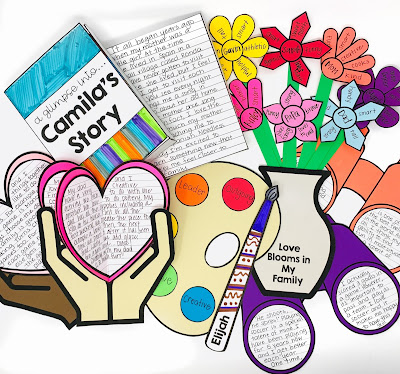 Artwork activities to celebrate diversity in the classroom