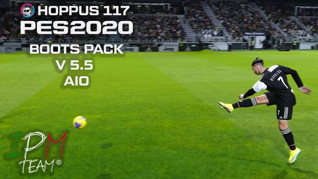 PES 2020 New Bootpack V5.5 2019/2020 AIO
