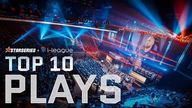ムービー「Top 10 moments from StarSeries i-League Season 7」
