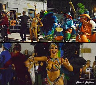 Desfile de Llamadas 2017 Montevideo Uruguay Nimba