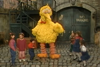 Sesame Street Sing Yourself Silly