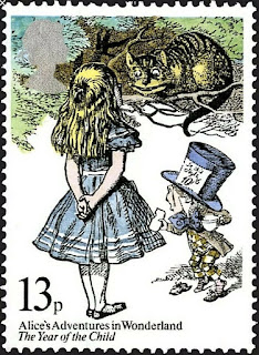 Alice In Wonderland The Mad Hatter & The Cheshire Cat