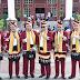 Kenakan Pakaian Adat, Kapolda Kalsel Hadiri Upacara Peringatan Hari Pahlawan