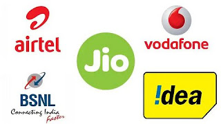 Tariff Plan of all Telecom Companies from 1st December
