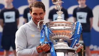 Spotlight: Rafael Nadal Wins 11th Barcelona Title