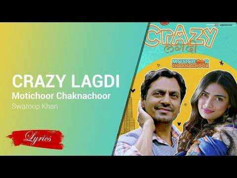 क्रेजी लगदी Crazy Lagdi Lyrics in Hindi