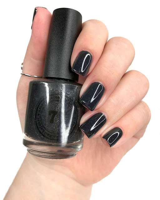 Seventy Seven Nail Lacquer Rebel Without a Claus