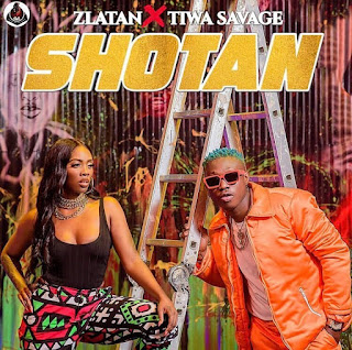 """Zlatan Come Through With Another Single Titled """"Shotan"""" Featuring The One And Only Tiwa Savage, After The Success Of """"This Year"""" And Other Numerous Singles Which Was A hit. Zlatan Fans Are Hoping This Will Be Another Jam They Can Dance To."""