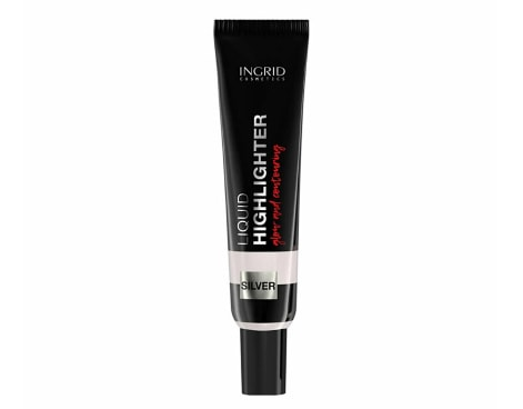 Iluminator lichid HD Beauty Innovation, Silver, 20ml