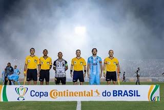 Botafogo-PB e Londrina vão 'rachar ao meio' premiação da Copa do Brasil