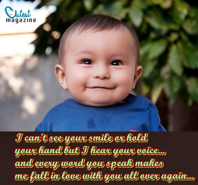 Cute Baby Pictures Daily Baby Wallpapers With Quotes
