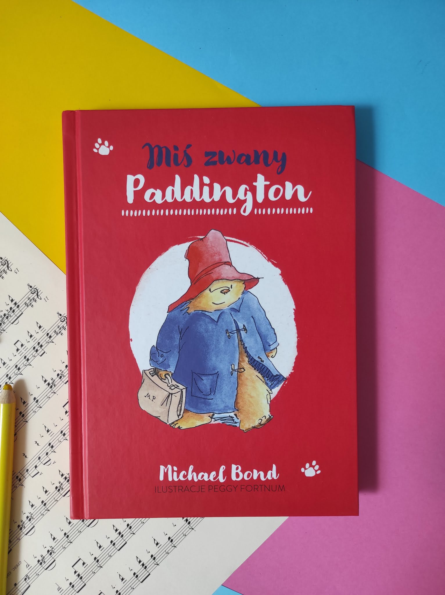 """Miś zwany Paddington"" Michael Bond - recenzja"
