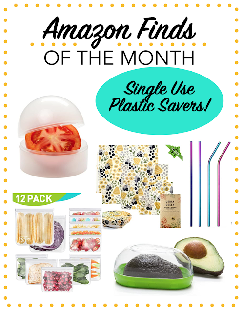Products for Eliminating Single Use Plastic