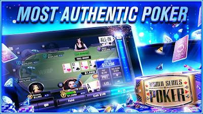 Aplikasi Poker Paling Otentik, Pemain Berasal Dari Seluruh Dunia!