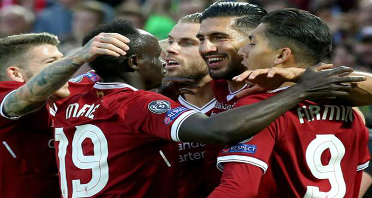 Live Streaming, Kamis 07 Desember 2017 LIVERPOOL Vs Spartak Moscow