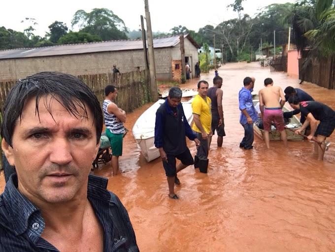 Decretado estado de emergência em Medicilândia