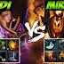Dendi Invoker VS Miracle- Shadow Fiend - Dota 2
