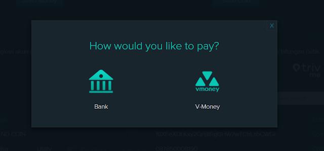 Cara Deposit Uang di Akun Triv