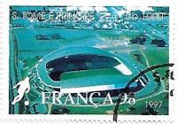 Selo Estádio Stade de la Beaujoire