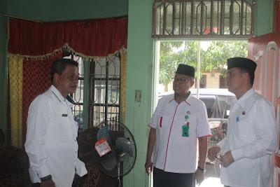 Kemenag Tanjungbalai Lakukan Supervisi PNBP NR KUA Kecamatan Tanjungbalai Utara