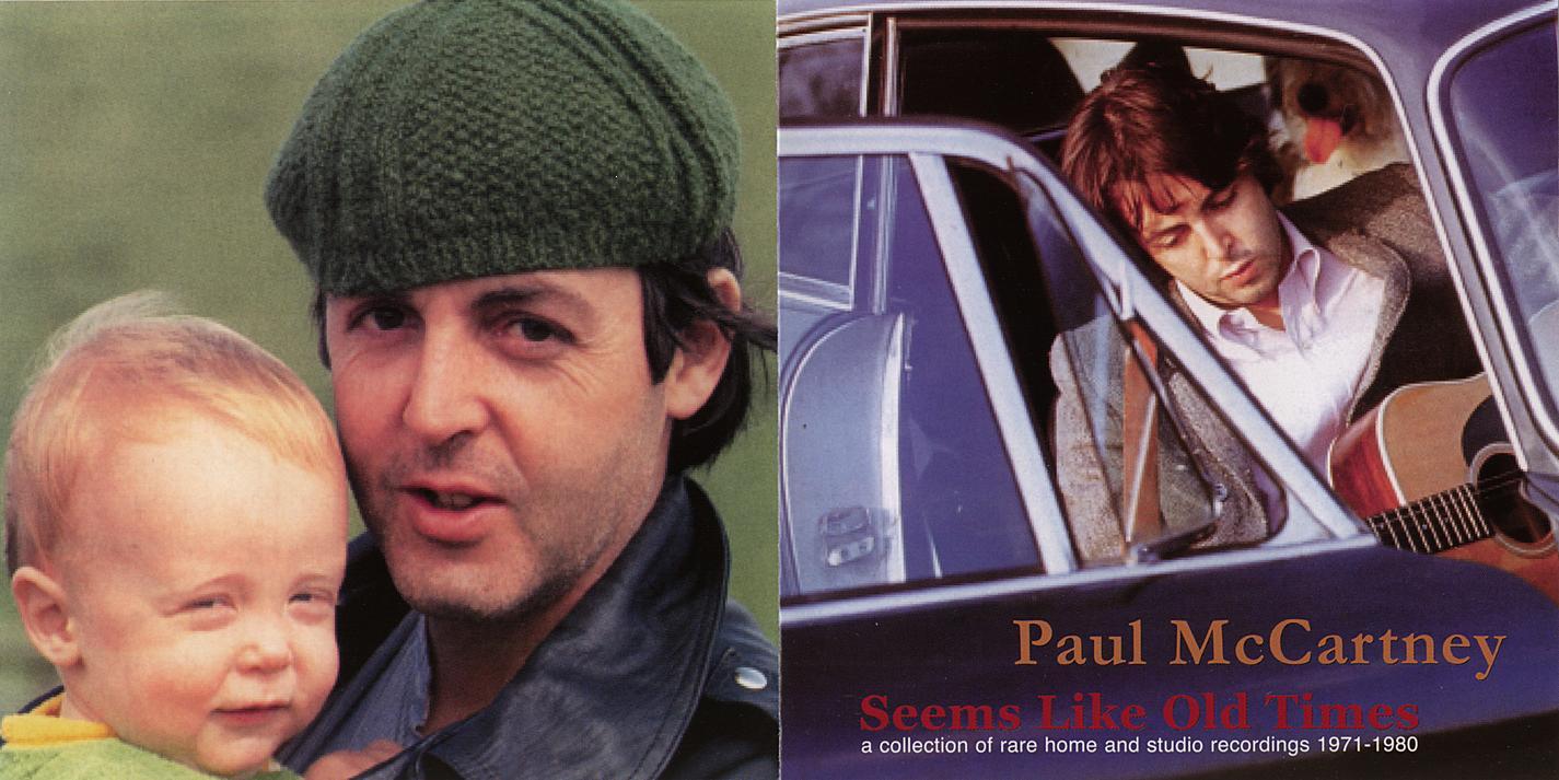 Reliquary Paul McCartney