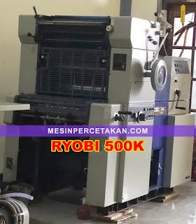 Ryobi 500K Offset