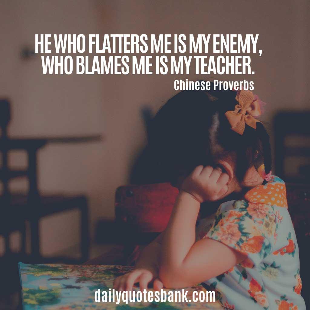 Proverbs On Teachers