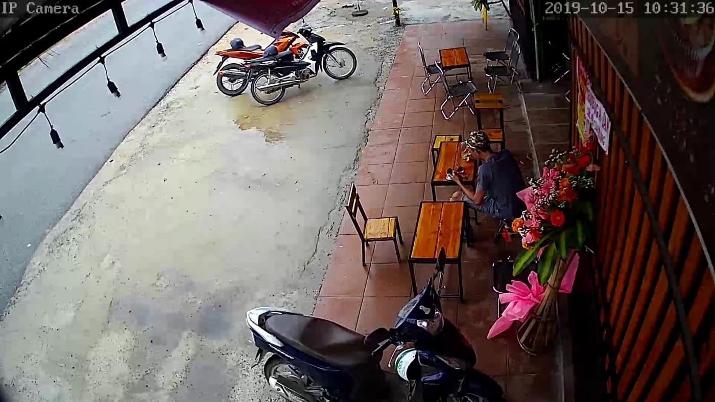 Thi công hệ thống Camera chống trộm cho quán cafe, quán ăn trên địa bàn quận Bình Thạnh