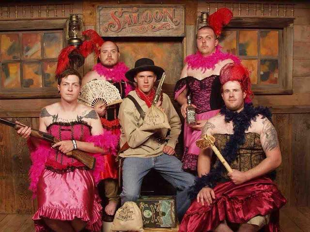 western guys