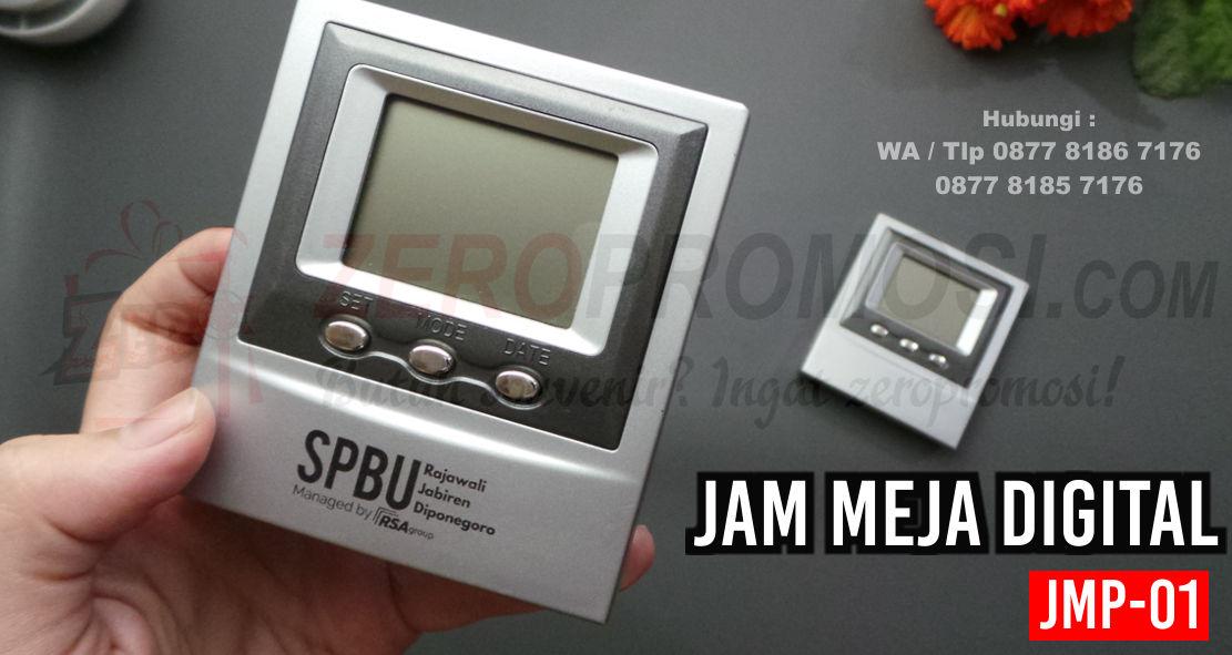 Jam Meja Promosi, Jam Meja Digital JMP-01, Jual Jam Meja Digital promosi JMP-01