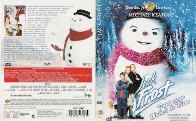 Carátula dvd: Jack Frost 1998