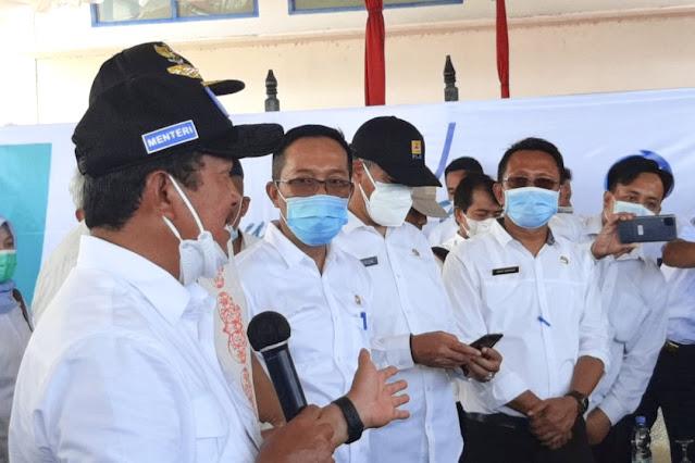 Kunjungan Menteri KKP bawan angin segar untuk Budidaya Lobster Lombok
