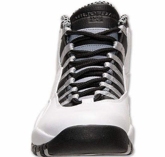 super popular 81e5c 4ce84 Air Jordan 10 Retro White Black-Light Steel Grey-Varsity Red Release  Reminder