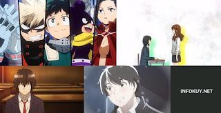 Anime School Terbaru