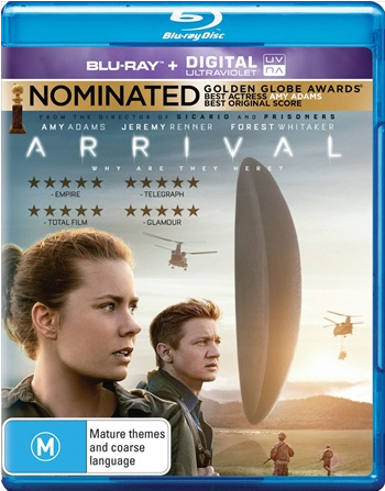 Arrival 2016 English  Bluray Rip 720p