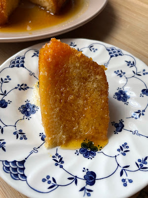 Gluten Free Steamed Treacle Sponge Pudding