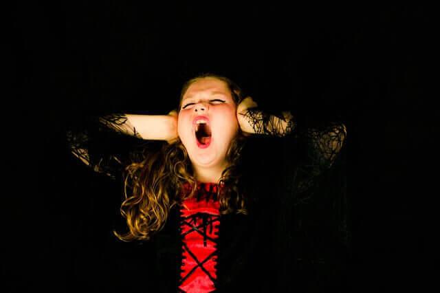 ¿Sabías que los niños también sufren de estrés? aprende a controlarlo.