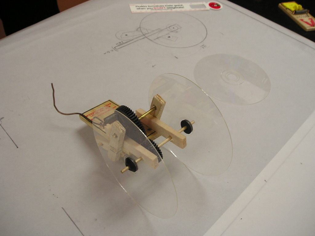seminole ridge secme  murphy s law mousetrap powered vehicle