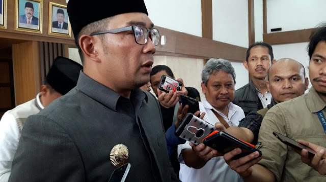 Ridwan Kamil Sampai Ikut Bicara Soal
