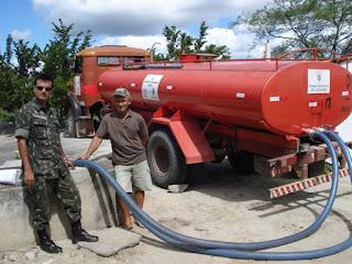Integração Nacional libera R$ 192 milhões para Operação Carro-Pipa