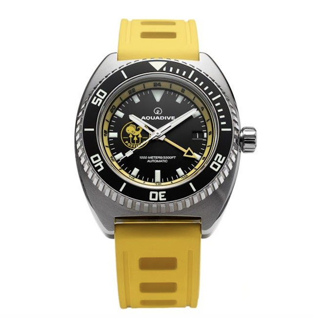 Aquadive Poseidon GMT