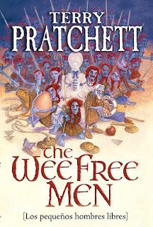 Los pequeños hombres libres - Terry Pratchett